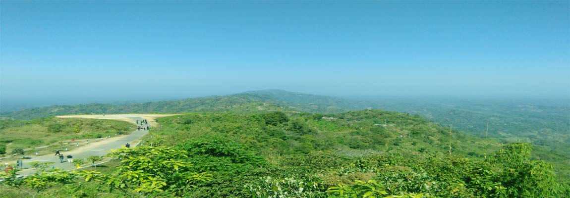 hill tracts Bandarban