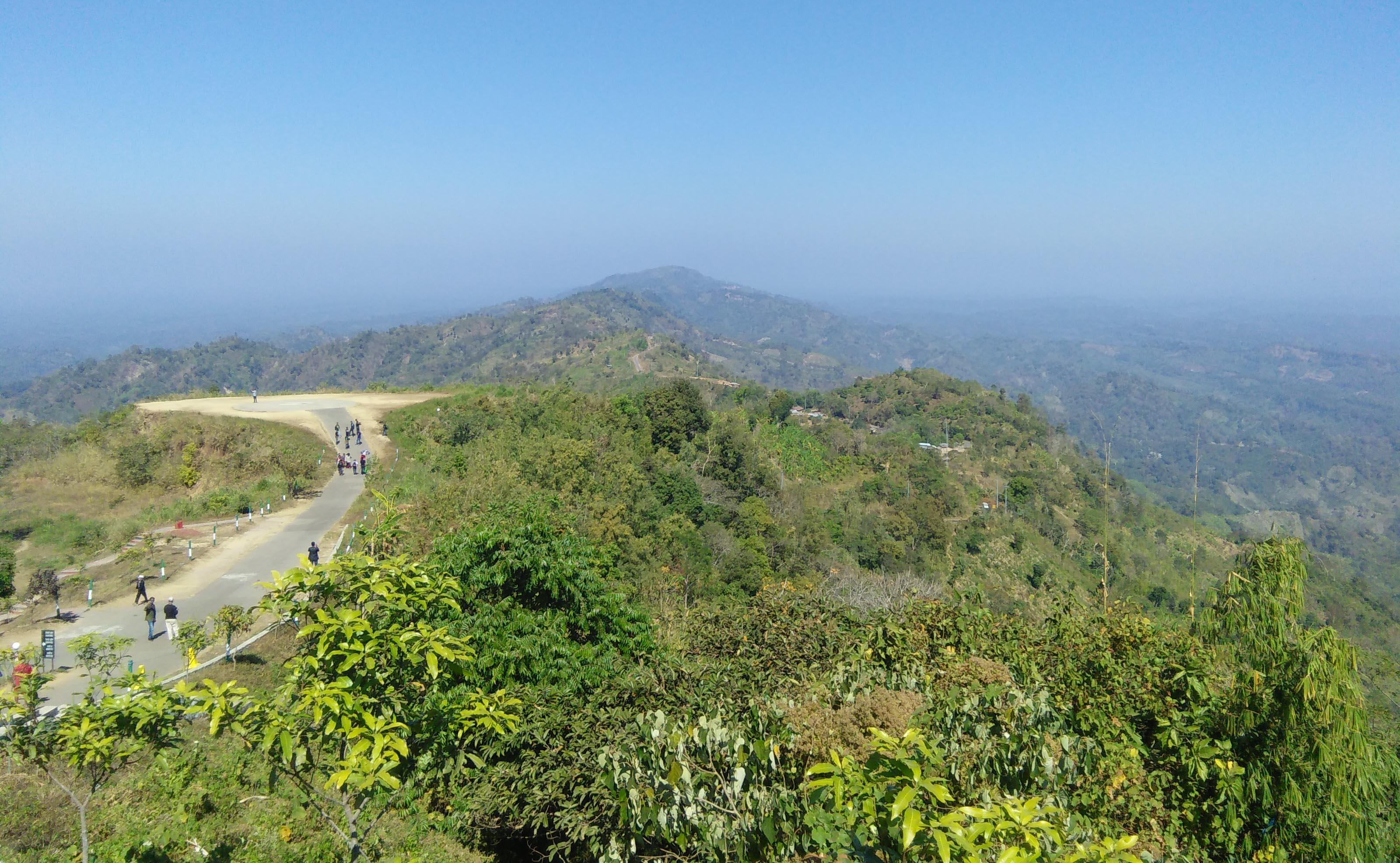 Bandarban one day tour