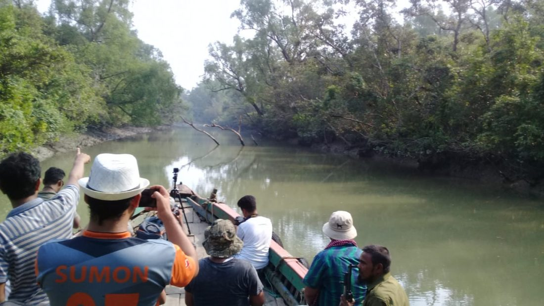 my first tour to Sundarbans