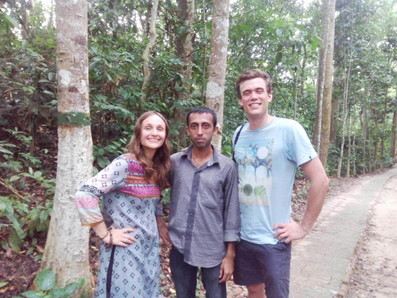 Lawachara trekking tour