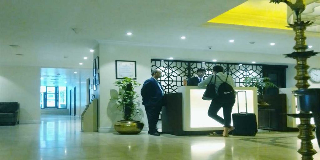 Hotel in Dhaka