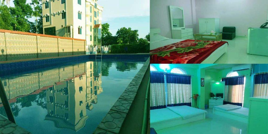 hotel in Sreemangal