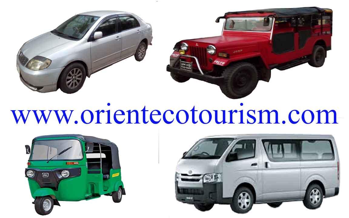 Car rent in Sreemangal