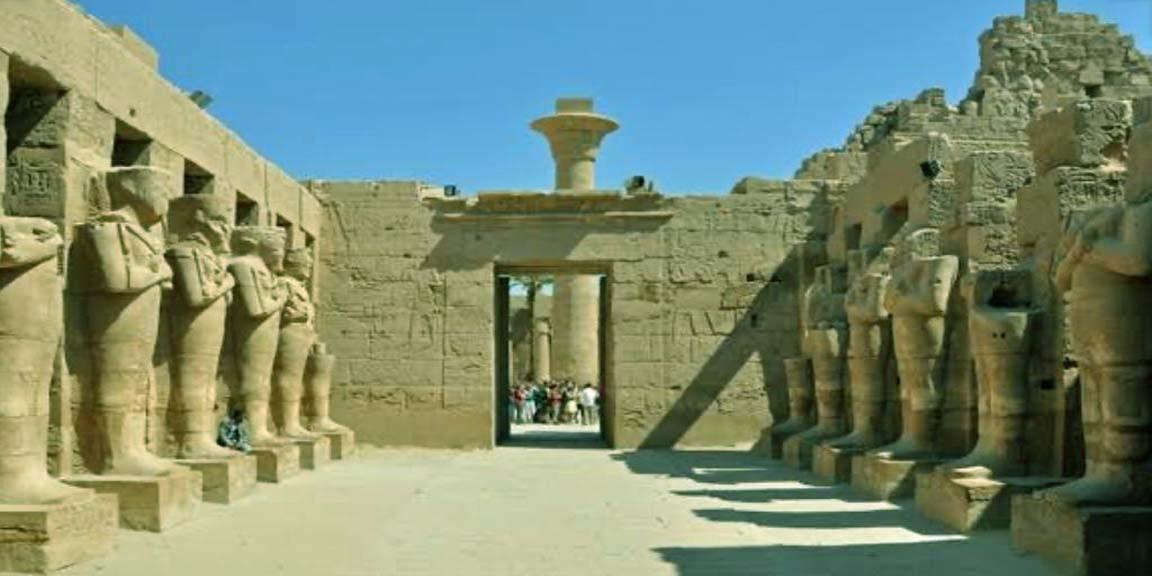 Day tour in Egypt